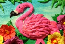 Pink Flamingo Party / by Ms. Debbie's Parties