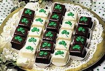 St. Patrick's Day Treats & Ideas / by Chef Steve's 1-800-Bakery