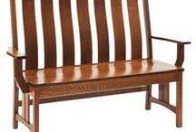 Benches / by Conrad Grebel Furniture