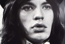 Mick Jagger and The Rolling Stones / Pictures of Mick and the Rolling Stones / by Elaine Medina