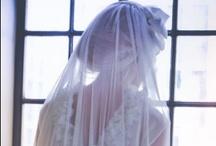 Wedding Veils / by Rustic Wedding Chic