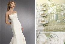 White Wedding Theme / by Rustic Wedding Chic
