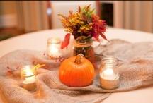 Fall Weddings / by Rustic Wedding Chic