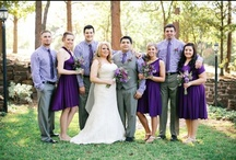 Purple Wedding Theme / by Rustic Wedding Chic