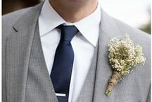 Boutonnieres / by Rustic Wedding Chic