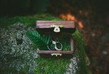 Wedding Rings / by Rustic Wedding Chic