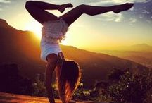 YOGA & FITNESS  / by Nikki Brown