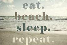 Just Beachy / by Nikki Brown