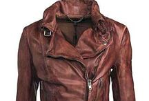 full metal jacket / My love for coats and leather!  / by Nora Rubio