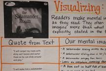 Learning Strategy - Visualize / One of the important strategies good readers use . . . . / by Theresa L Christensen