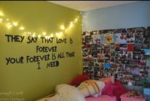 Bedrooms / by Haley Austin