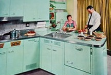 KITCHY KITCHENS / by MrsPolly Rogers