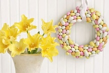 CRAFTO EASTER & SPRING / by MrsPolly Rogers