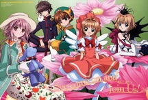 Clamp World / Among all anime and manga stories, Clamp's are the best ones. You will find intrincate plots, interesting characters, romance, action, drama and so much more... / by Claudia Oviedo Meléndez