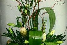 Flower arrangements / by Adele Scheepers Lamprecht