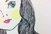Ilustración / by Abigail
