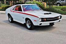 American Motors / by Mark Hanner