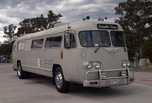 Motorhomes / Rv's / Campers / by Mark Hanner