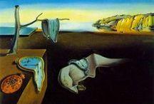 [Art] Surréalisme (Magritte, Dali, De Chirico etc.) / by Tiny La Gribouille