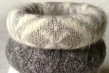 ***knitting*embroidery*fiber art*** / by A. JONES