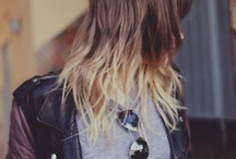 Hair (medium length) / Hair styles and types extending from shoulder to elbow. / by AshGUTZ