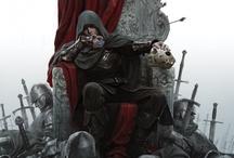 RPGS, D&D, Fantasy Themes, and Fantasy games / by Robert Hurn