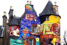 Graffiti & Street Art / by Walter McAlister Junior
