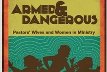 """Armed & Dangerous Event / Ideas on how to hold your own 70's themed """"Armed & Dangerous"""" women's ministry event including printable devotional resources courtesy of Leading and Loving It. #leadingandlovingit / by Leading and Loving It"""