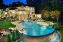 House & Property Designs / architecture, homes, houses, pools, spas, decks, gardens, anything exterior  / by Anthony Carter