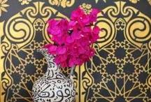 Wallpapered Walls / by Susie Quillin