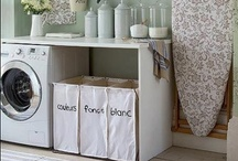 Garages, Attics, Basements, Mudrooms, Laundry Rooms & Command Centers / by The Little Details