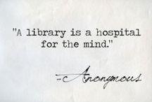 Librarian stuff / by Sara Padgett