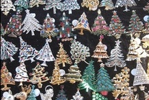 """christmas trees   """"the bling kind"""" / like potato chips*****can't stop at one***** / by reen ross"""