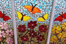 Modern Mosaics / by Alice Hunsberger