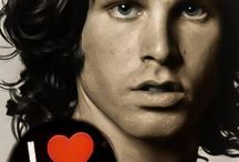 The Doors/Jim Morrison / by Carol Quilter