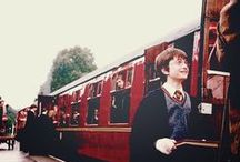 harry potter / anything and everything. / by allison ryan