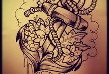 Tattoo Art / by BJ Moreland