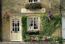 Doors & Windows / by Martha Parkinson