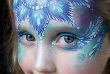 Face Paint Ideas... / by Sacha Harrison