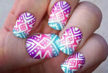 Nails I wish I could do! / by Lizzie Manthos