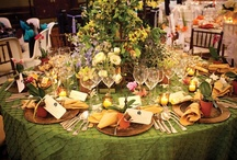 Tablescapes & Centerpieces / by Darlene Brown