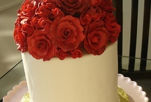 ~Simple Cakes & Do It Yourself Wedding Ideas~ / Kayla & Jamie / by Darlene Brown