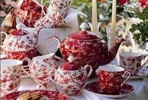 ~Tea Parties for Little Girls & Big Girls~  / by Darlene Brown