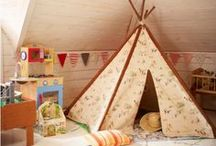 Kids Rooms & Stuff / by Hopjes at Home