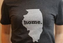Land of Lincoln  / My Illinois! / by Mary Morgan