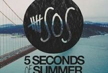 5 Seconds Of Summer / by Athina Ray Irwin Sykes