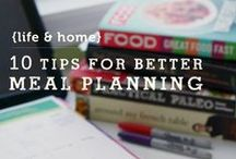 Meal Planning / by Regina | TheSoloMama.com