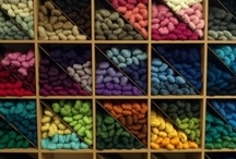 Relax. It's just YARN.  / Yorkshire Yarns carries (or has carried) all the yarns on this board. Interested? Sign up for our newsletter, http://www.facebook.com/YorkshireYarns / by Yorkshire Yarns