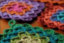 Crochet IS alive.  / by Yorkshire Yarns