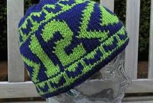 Hat's N Caps / by Yorkshire Yarns